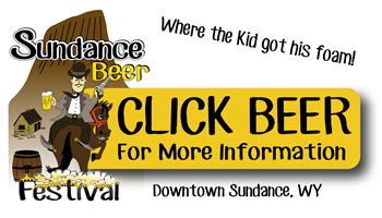 Sundance, Wyoming Beer Festival