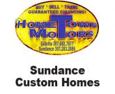 Hometown Motors & Sundance Custom Homes